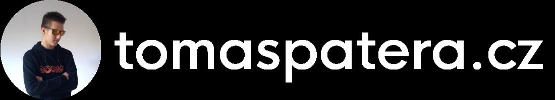 Logo tomaspatera.cz